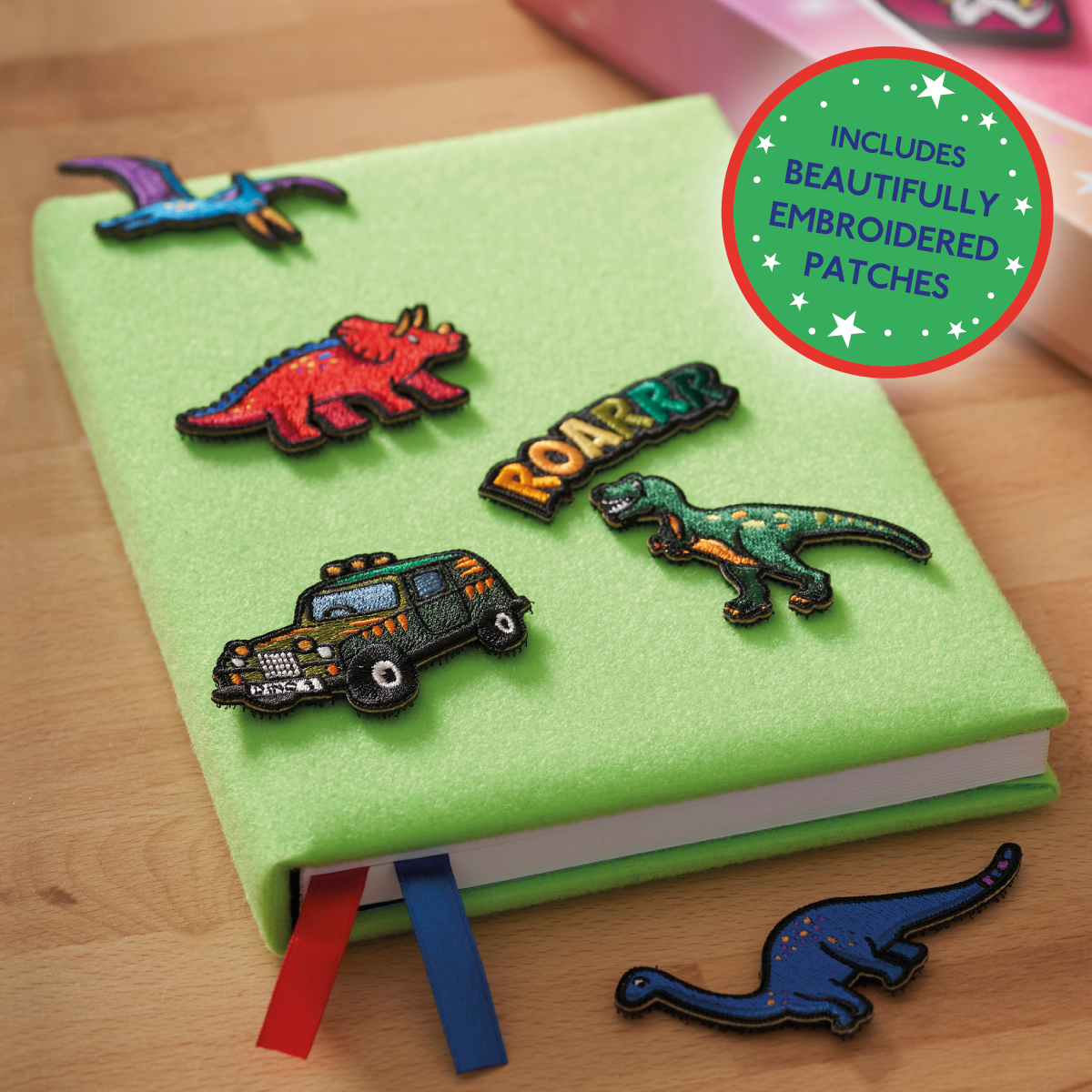 Dinosaur notebook2